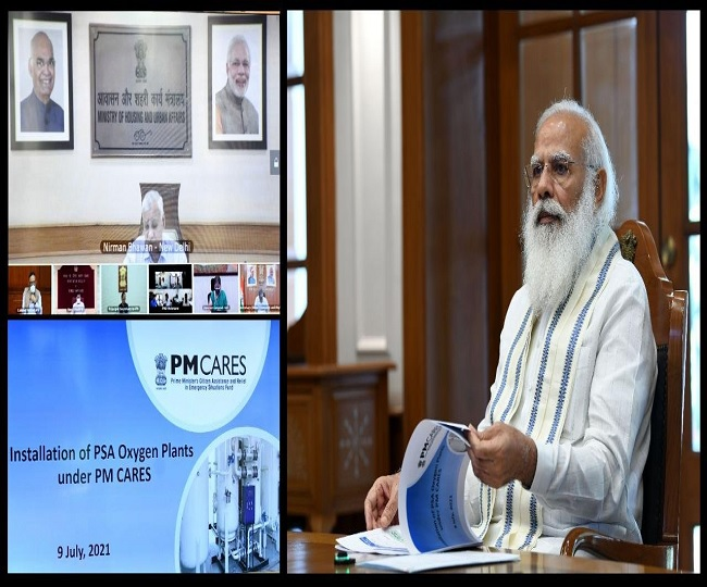 Coronavirus News: PM Modi chairs high-level meeting to review augmentation, availability of oxygen across the country