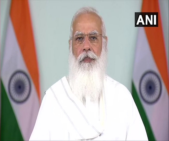 National Doctors' Day: PM Modi thanks doctors on behalf of 130 cr Indians for their tireless service during COVID-19 pandemic