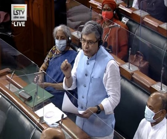 'No substance behind allegations, Pegasus report a day before Parliament session not a coincidence': IT Minister in LS