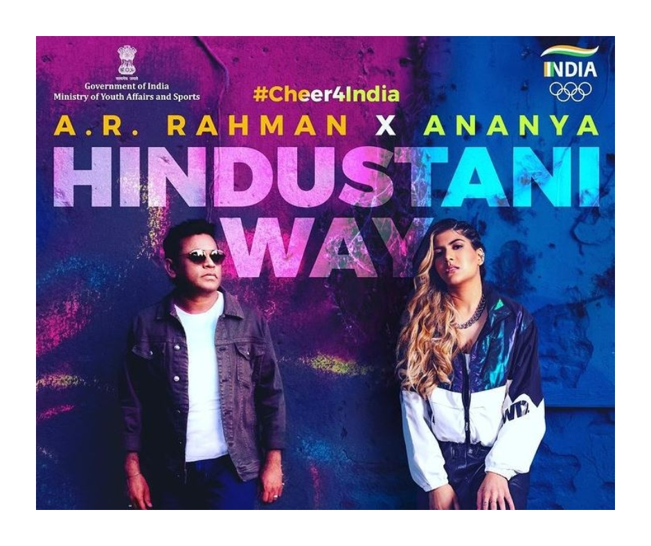 Tokyo Olympics: Mohit Chauhan shares Olympic anthem 'Tu Thaan Le' while AR Rahman and Ananya Birla collab for song 'Hindustani Way'