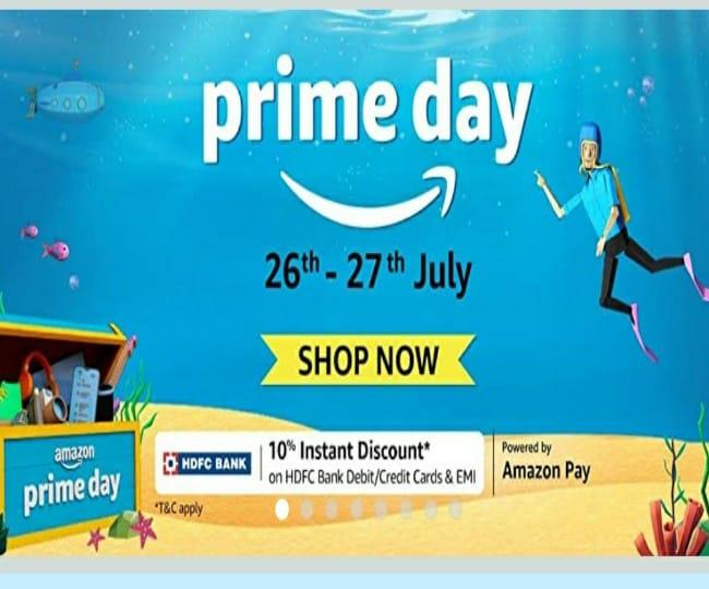 Amazon Prime Day Sale 2021: Unbelievable discounts on Apple, OnePlus smartphones; check details