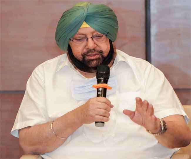 'Won't comment on Sidhu', says Amarinder Singh as he meets Sonia Gandhi amid infighting in Punjab Congress