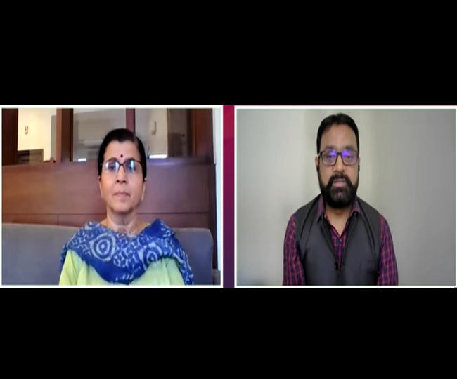 Jagran Dialogues: Pregnant women should take vaccines and follow Covid appropriate behaviour, says expert   Watch Video