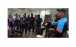 India vs Sri Lanka: 'A fantastic performance,' Rahul Dravid's breathtaking..