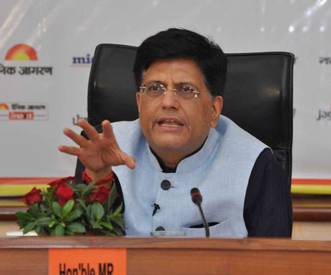 Piyush Goyal appointed as leader of the house in Rajya Sabha ahead of Parliament's monsoon session