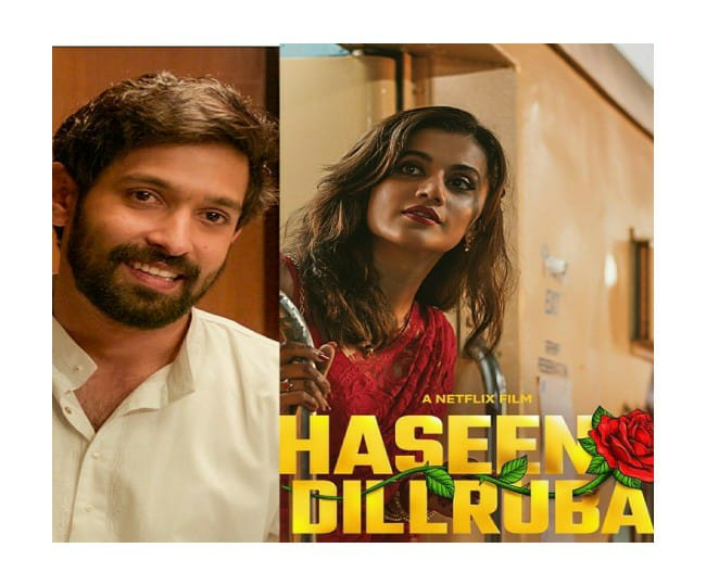 Haseen Dillruba movie review: A breathtaking depiction of arranged-love that has Vikrant Massey's acting domination
