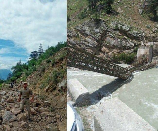 9 tourists killed, 3 injured in landslide in Himachal's Kinnaur; PM Modi announces ex-gratia   Watch