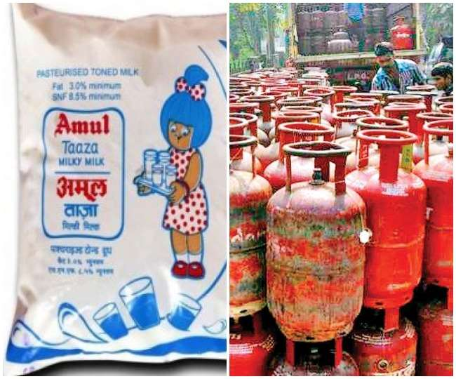 From LPG cylinders to Amul milk, these things are set to become dearer in July