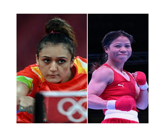 'Medal loading': Netizens react as Manika Batra, Mary Kom move forward with stunning wins in Tokyo Olympics