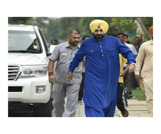 Punjab Political Crisis: Navjot Sidhu appointed as state Congress chief amid tussle with Capt Amarinder