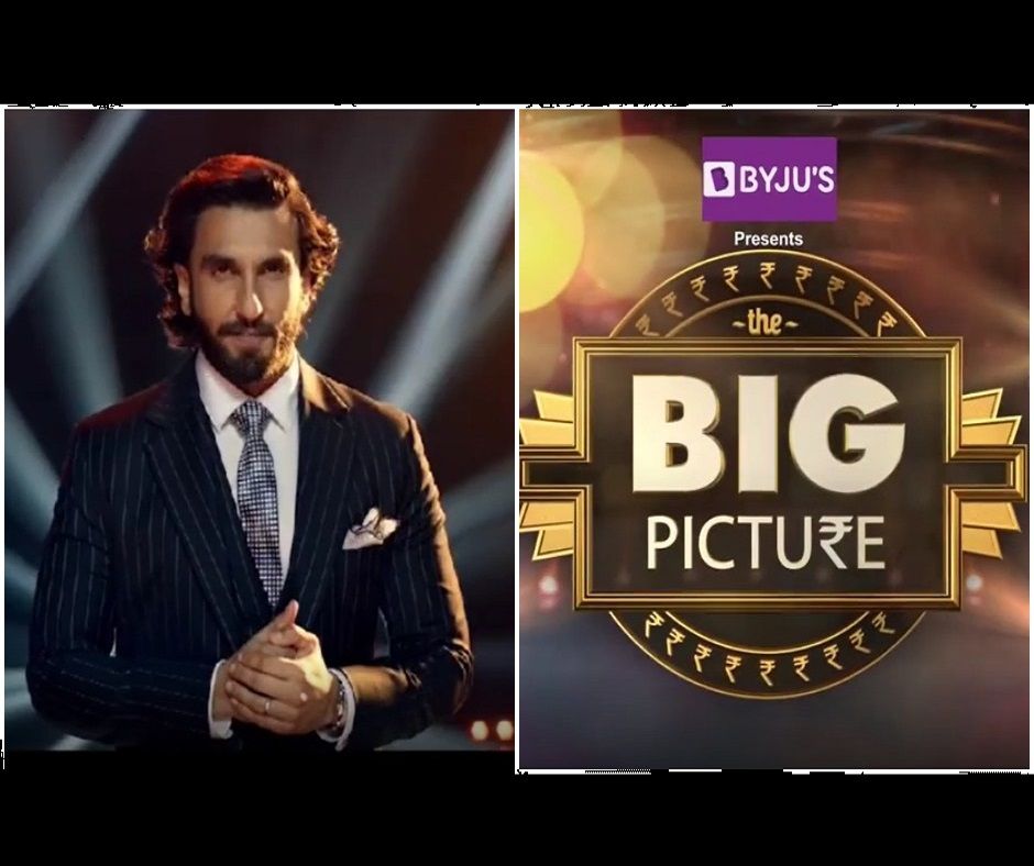 The Big Picture: Ranveer Singh shares 4th question of the quiz; here's step-by-step guide to answer
