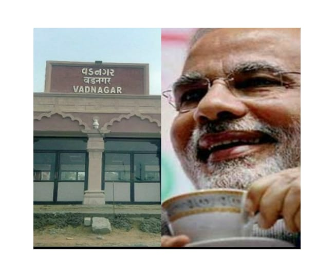 PM Modi to inaugurate revamped Vadnagar railway station where he sold tea in childhood