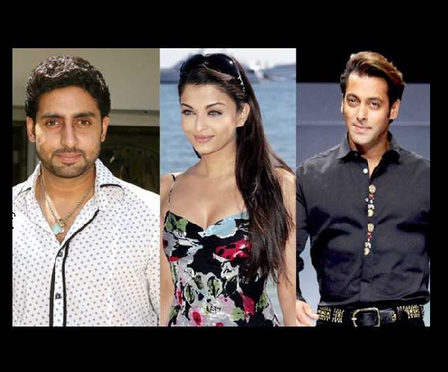 Here's how Salman Khan reacted to ex-girlfriend Aishwarya Rai's wedding with Abhishek Bachchan