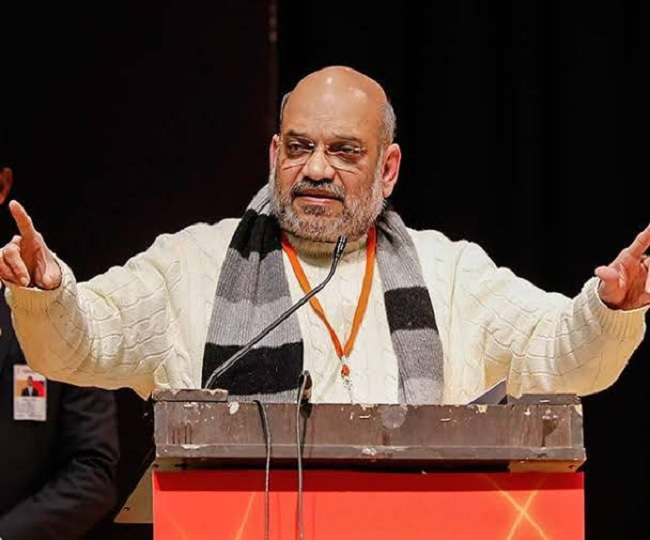 'AAP Chronology Samjhiye': Amit Shah hits out at opposition over Pegasus snooping allegations