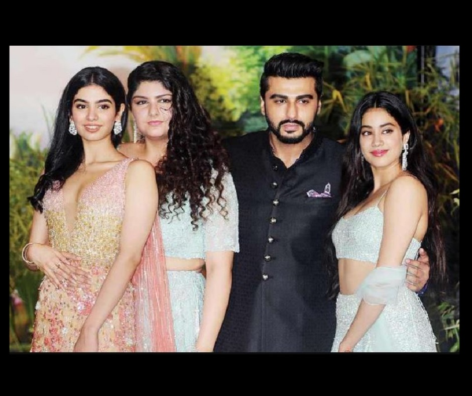 'We will always be like broken pieces': Arjun Kapoor opens up on his equation with Janhvi and Khushi Kapoor