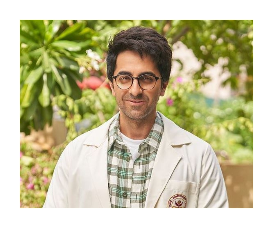 Ayushmann Khurrana shares FIRST LOOK of Doctor G as Dr. Uday Gupta