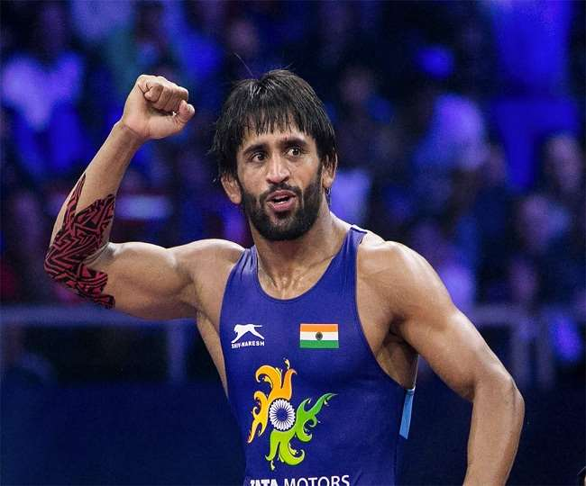 Tokyo 2020 Olympic Games: Bajrang Punia - Profile, Stats, Records and Biography