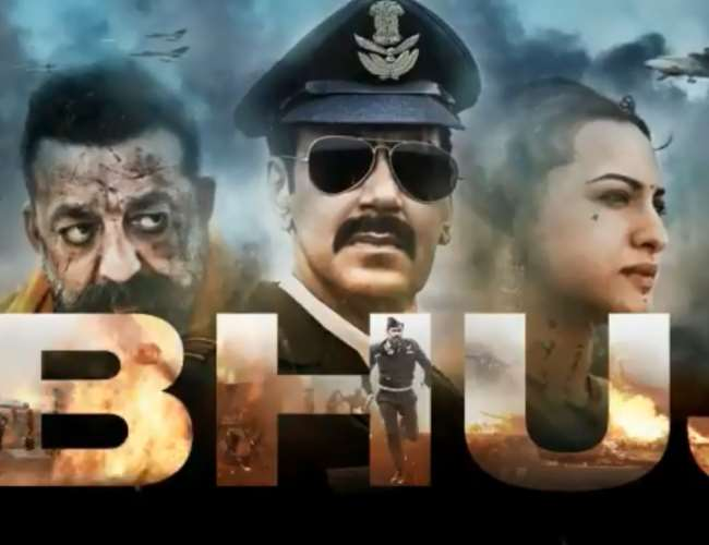 Bhuj: The Pride of India Teaser: Ajay Devgn's powerful dialogues call for an unseen love for the nation | WATCH