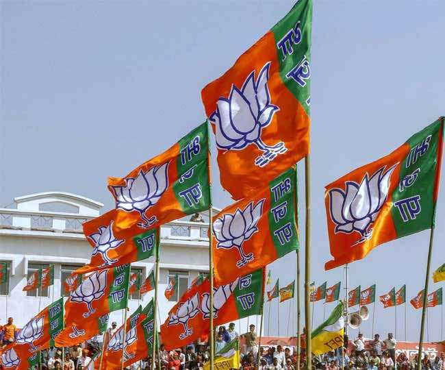 UP Zila Panchayat Polls 2021: BJP set to sweep elections, delivers blow to Congress, Samajwadi Party