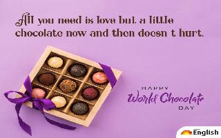 World Chocolate Day 2021: Check out some amazing health benefits of eating..