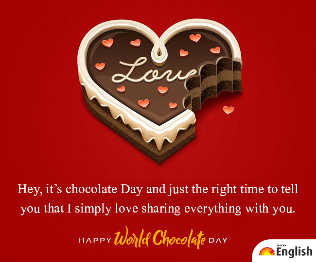 World Chocolate Day 2021: Wishes, quotes, greetings, images, WhatsApp and Facebook status to share on this day