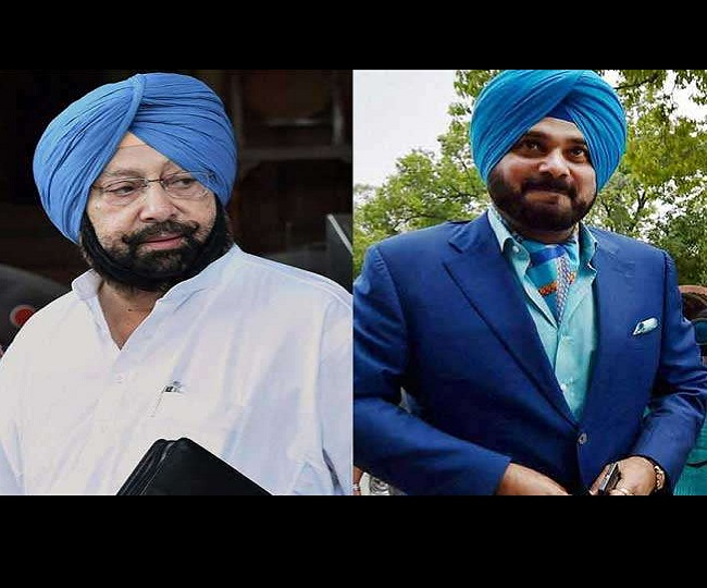 Punjab Political Crisis | Capt Amarinder to continue as CM, Navjot Sidhu to be appointed as state Congress chief: Reports