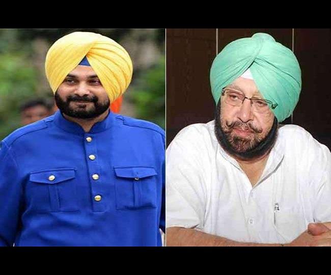 Infighting in Punjab Congress intensifies as 10 MLAs bat for Capt Amarinder, ask Navjot Sidhu to apologise