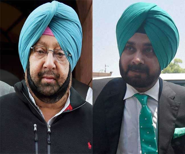 Punjab Political Crisis: Navjot Sidhu hints at truce with Captain Amarinder with tweets against AAP, Akali Dal