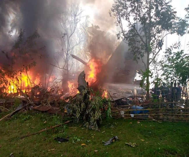Philippines Plane Crash: 29 killed, 40 rescued as C-130 aircraft carrying 92 'misses runway'