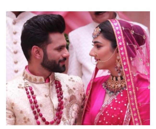 'As we begin this new chapter': Rahul Vaidya and Disha Parmar all set to tie the knot on July 16 in intimate wedding