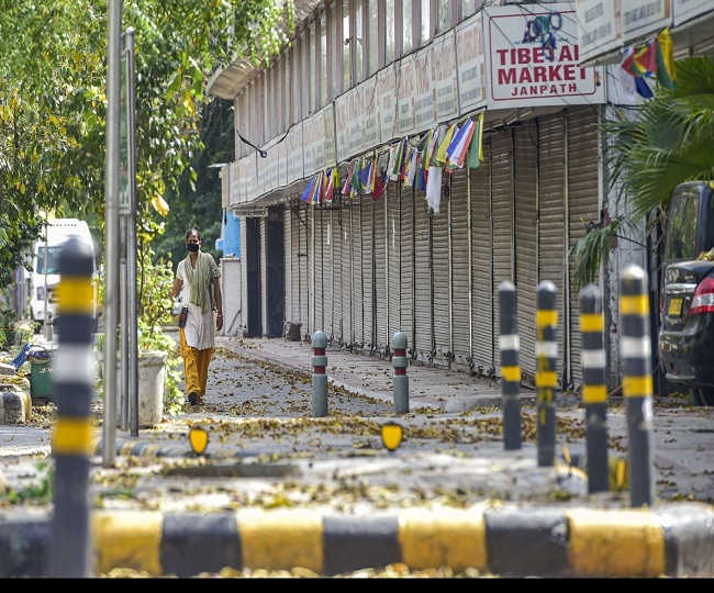 Coronavirus News: Delhi govt orders closure of Sarojini Nagar's Export Market over violation of COVID norms