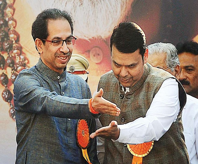 Reunion between BJP and Shiv Sena? Devendra Fadnavis says 'we are not enemies despite differences'