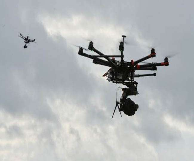 Drone spotted inside Indian Embassy in Pakistan's Islamabad; India lodges protest