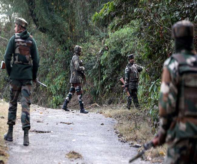 2 including top Lashkar commander killed in encounter with security forces in Jammu and Kashmir's Shopian