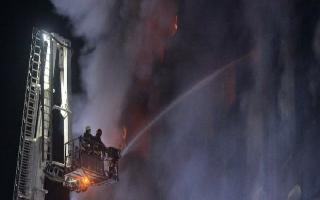 Bangladesh Factory Fire: 52 killed, dozens missing in massive blaze in..