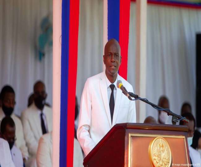 Haiti President Jovonel Moïse assassinated at home; 'barbaric and horrific attack' says White House