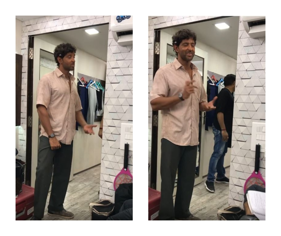 Hrithik Roshan's throwback video from Super 30 sets singing 'Jadoo' in Bhojpuri accent will take away your Monday blues   Watch