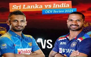 India vs Sri Lanka, 1st ODI: Shikhar Dhawan, Ishan Kishan shine as Ind..