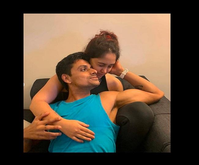 Aamir Khan's daughter Ira Khan's mushy pics with beau Nupur Shikhare will make you go 'aww'