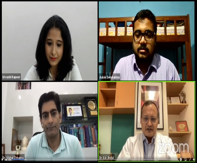 Jagran Dialogues: Can stress cause neurological problems? How can a person avoid tension during WFH? Know from experts