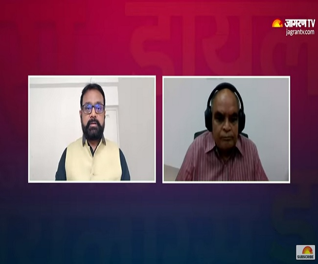 Jagran Dialogues   Will flouting of COVID-19 norms invite third wave? What impact will Lambda, Kappa variants have? Hear it from expert