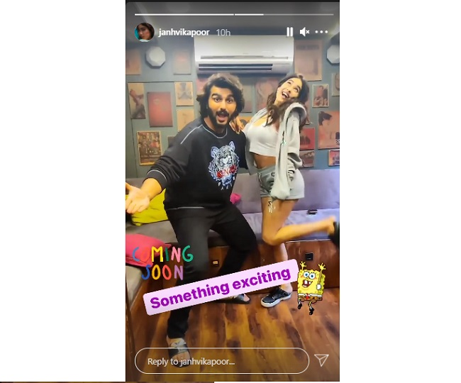 Arjun Kapoor and Janhvi Kapoor are coming together for an exciting project; here's all you need to know