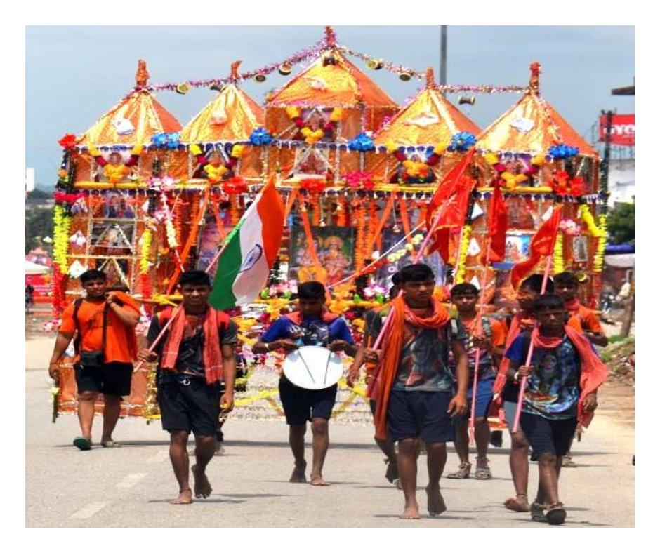 No Kanwar Yatra in Uttar Pradesh amid COVID-19 crisis, organisers inform state government