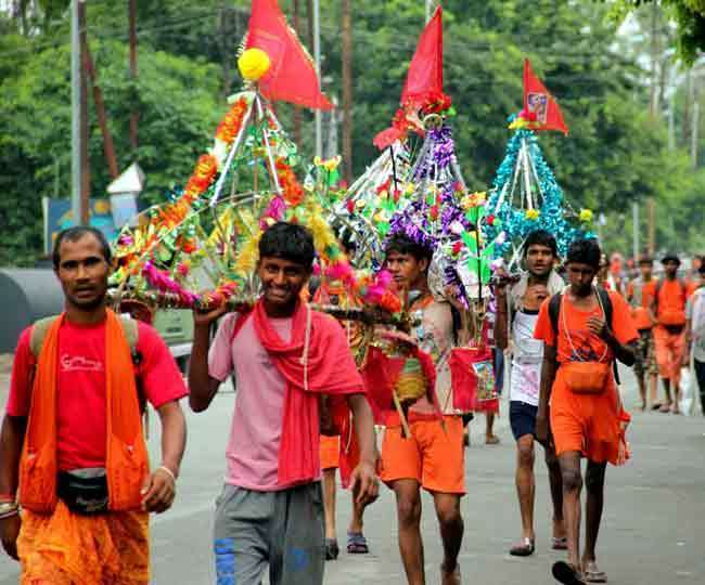 'Right to life paramount': SC asks UP govt to reconsider its decision allowing Kanwar Yatra amid COVID pandemic