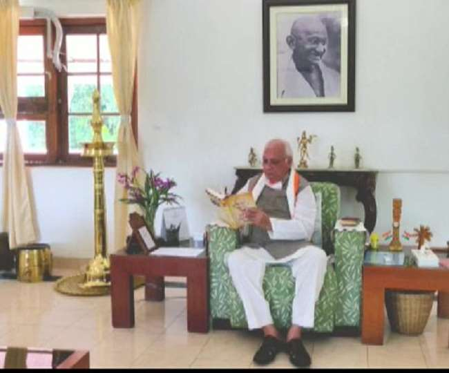 Kerala Governor Arif Mohammad Khan observes day-long fast to protest dowry practice