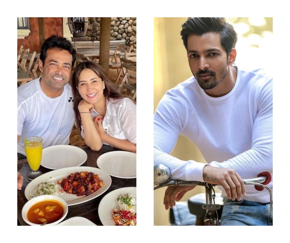 Kim Sharma's ex-boyfriend Harshvardhan Rane breaks silence on her rumoured relationship with Leander Paes