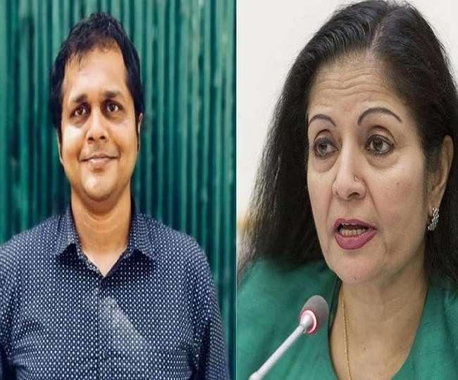 Delhi HC directs activist Saket Gokhale to delete defamatory tweets against ex-diplomat Lakshmi Puri