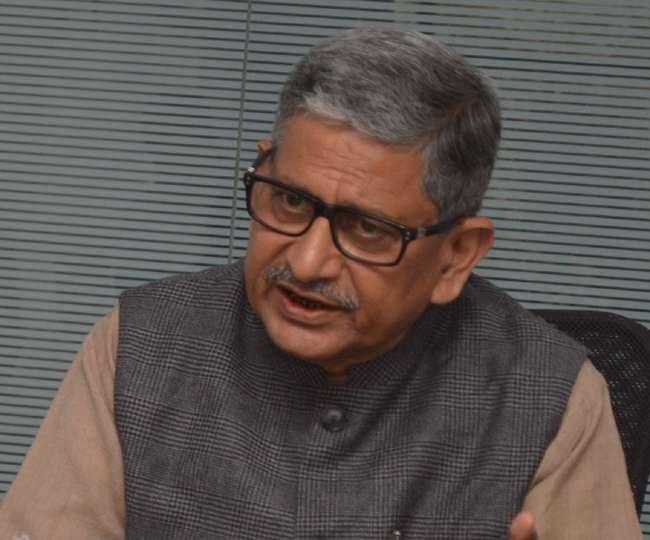 Rajiv Ranjan aka 'Lalan Singh' replaces RCP Singh to become new JDU president