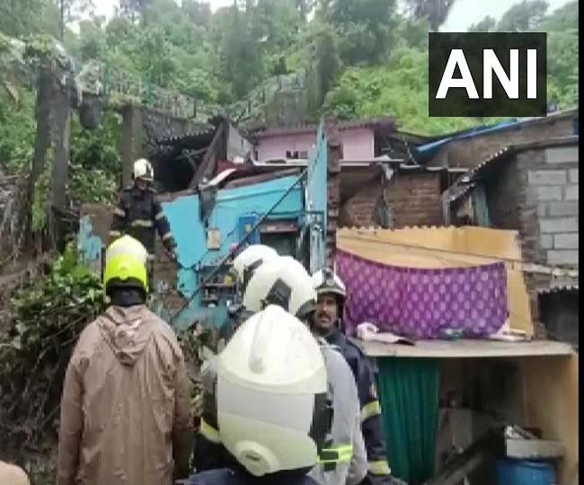 22 killed as heavy rains wreak havoc in Mumbai's Chembur, Vikhroli; PM Modi announces ex-gratia   Updates
