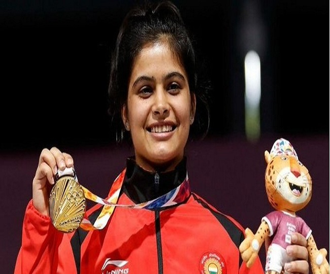Tokyo 2020 Olympic Games: Manu Bhaker - Profile, Stats, Records, Biography